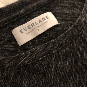 Everlane high quality wool and cotton tee